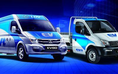 Introductie elektrische bestelwagen in Europa